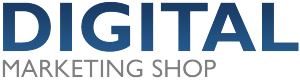 Digital Marketing Shop Logo